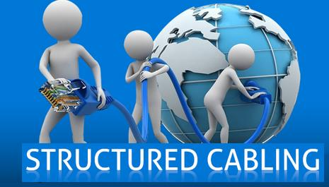 Structured Cabling Solutions in Dubai | Structured Cabling