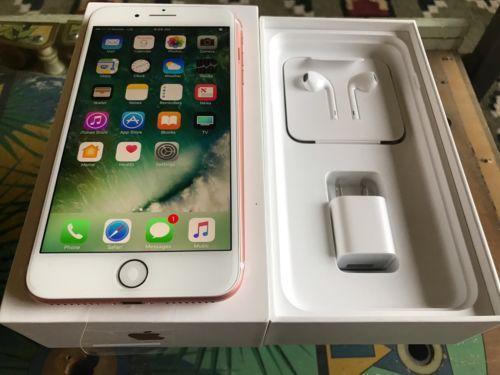 Apple Iphone 7 Plus Rose Gold 32 Gb Sealed Box Abu