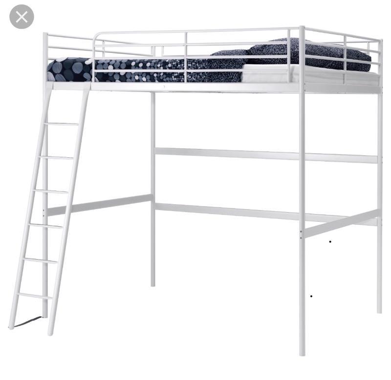 Ikea Loft Bunk Bed Mattress For Sale In Al Nahda