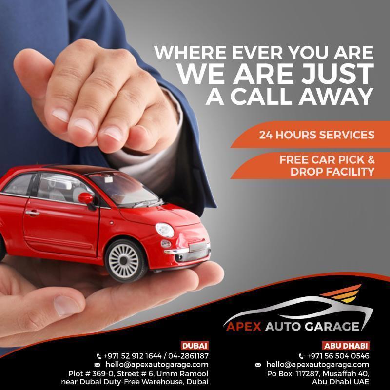 Apex Auto Garage Dubai